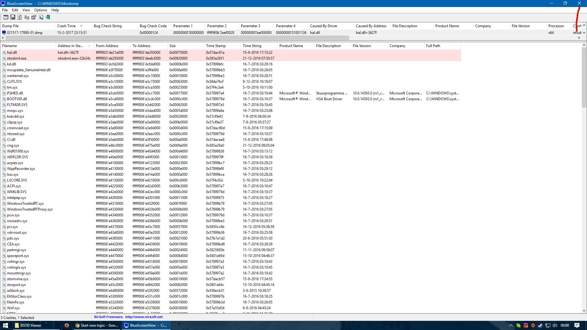 uncorrectable error windows 8